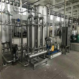 大量出售二手MVR高效节能蒸发器