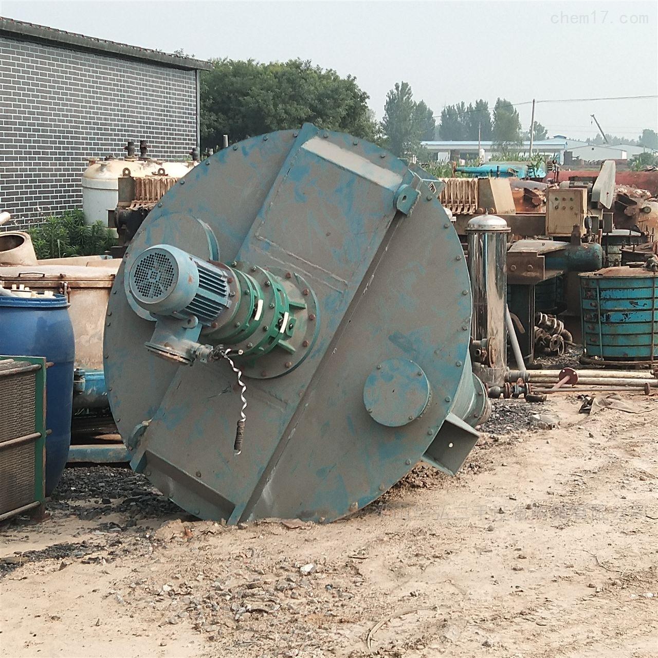 高价回收锥形混合机