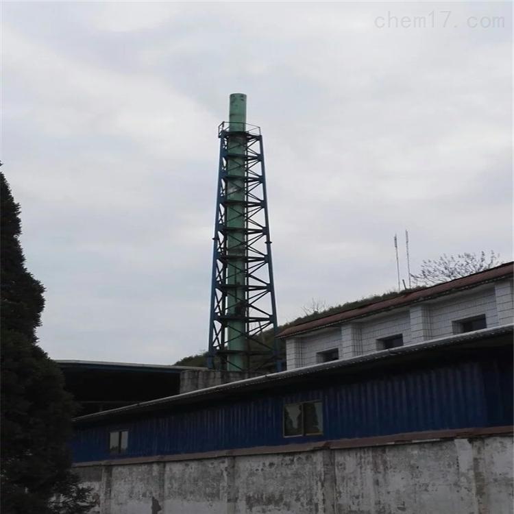 玻璃钢防腐烟囱