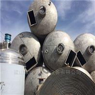 河南二手6.6立方提取不锈钢储罐厂家