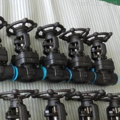 Z61Y锻钢承插焊闸阀