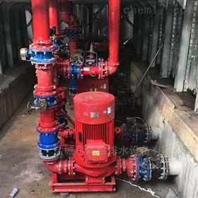 地埋水箱432立方地埋箱泵一体化消防水箱内部结构
