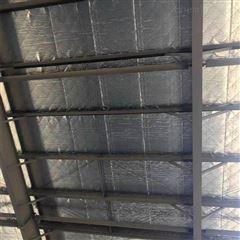 2000*50000*5徐州市阳光房顶专用阻燃铝箔气泡膜