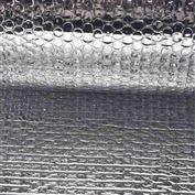 气泡膜厂家直销隔热遮阳材料双面单层铝箔膜