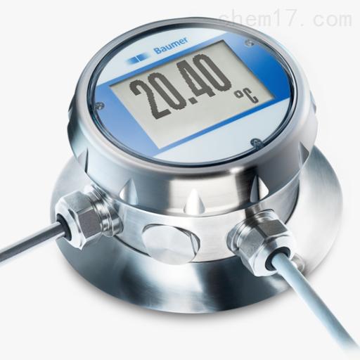 瑞士BAUMER堡盟厂家温度测量