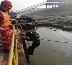 沉管沧州市水下管道堵漏公司