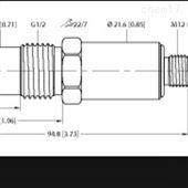 NCLS-30-UN6X-H1141电容式限制液位传感器
