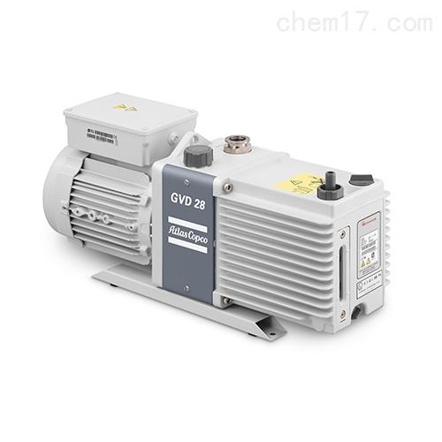 阿特拉斯双级旋片真空泵GVD28