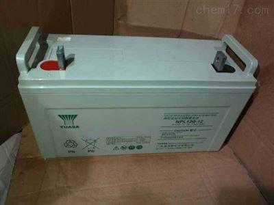NPL27-12至NPL210-12YUASA汤浅NPL深循环系列铅酸蓄电池
