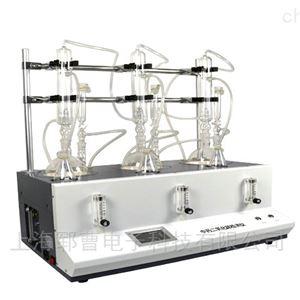 二氧化硫测定装置