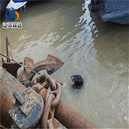 潛水員水下堵漏