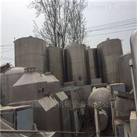 二手发酵真空不锈钢储罐-15立方-20吨-30吨