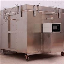 GJL-3钢结构防火涂料耐火极限试验炉