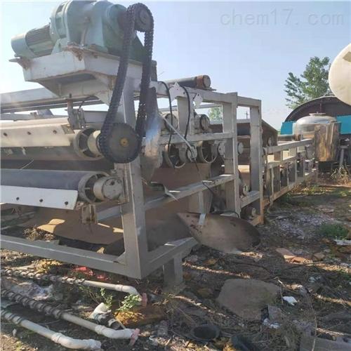 二手泥浆压榨机出售