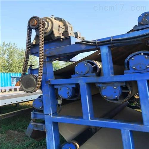 二手带式泥浆压榨机转让