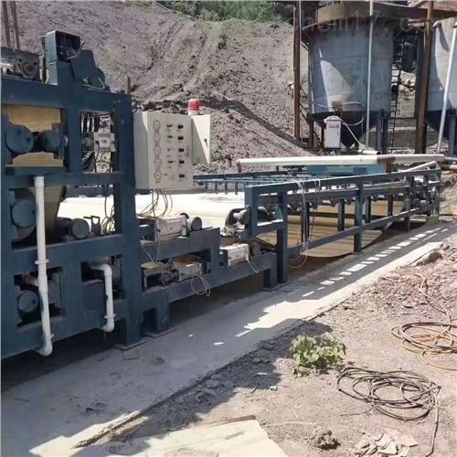闲置带式污泥脱水机回收