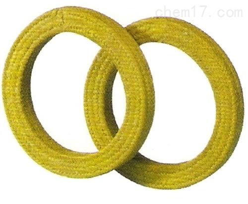 芳纶纤维盘根环价格/芳纶纤维盘根环华英公司直销
