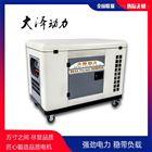 小尺寸高原20KW静音柴油发电机