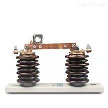 手动拉分配柱上GW9-12高压隔离开关10KV线路