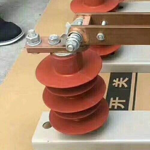 硅橡胶GW9/10kv旋转式单柱户外隔离开关