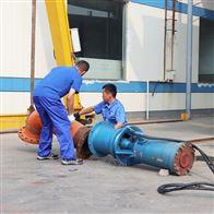 150-600QSH河道水库防洪中吸潜水泵公司