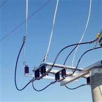 成都高壓柱上GW4-40.5電站型隔離開關