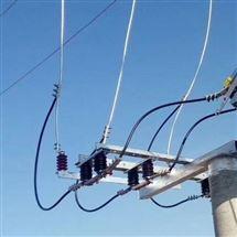 35kv隔离刀闸成都高压柱上GW4-40.5电站型隔离开关