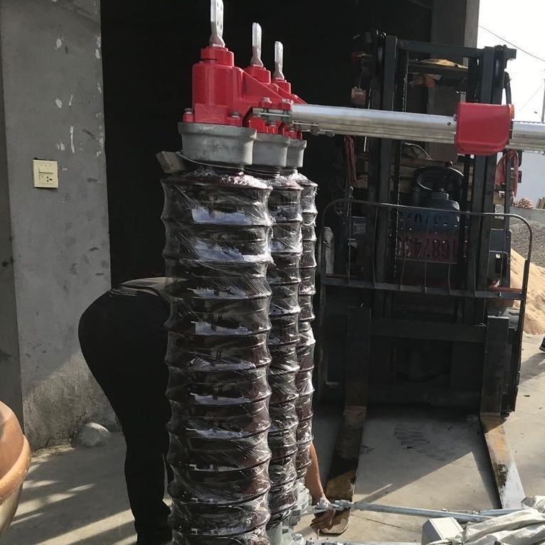 成都高原高压隔离开关GW4-40.5四级防污