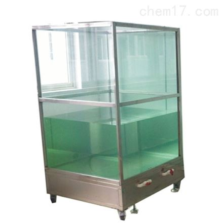 IPX7短时间浸水试验箱(钢化玻璃)