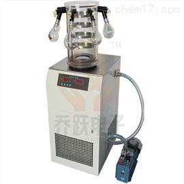 FD-1D-80立式多歧管压盖型真空冷冻干燥机