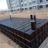 淮南地埋式消防水池维护方法