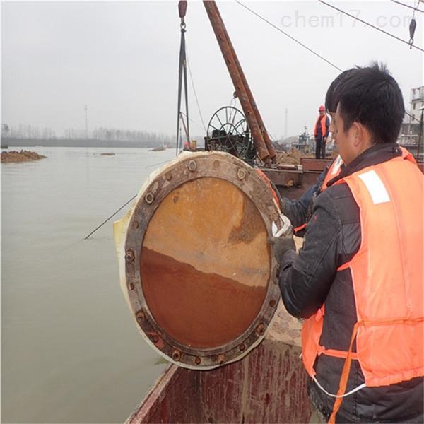 沉管法施工公司-自流管水下基础砼施工