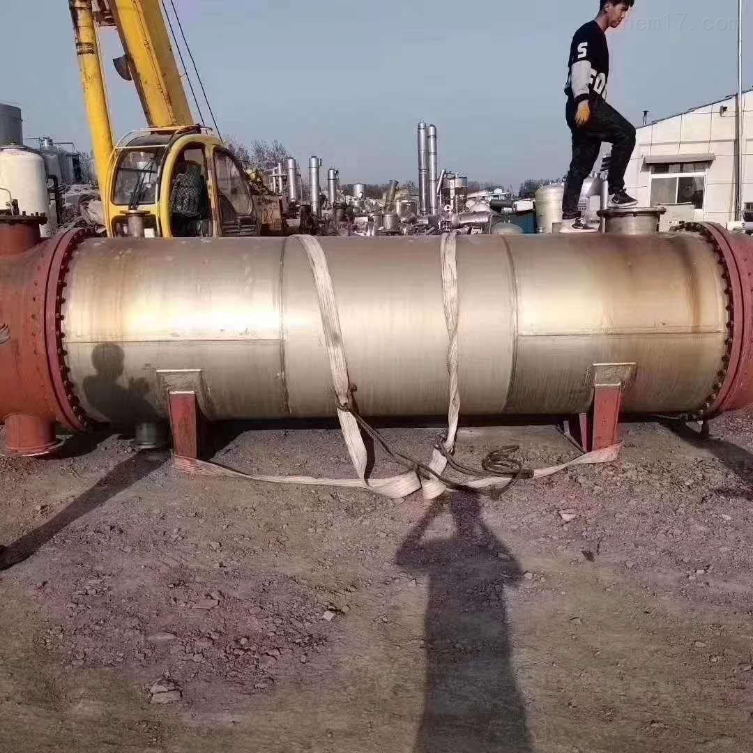北京二手不锈钢列管冷凝器