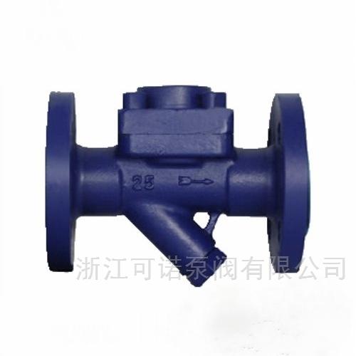 型膜盒式蒸汽疏水阀