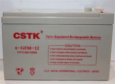 CSTK阀控式密封免维护铅酸蓄电池