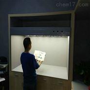 CWF纺织印染对色灯箱,比色箱品诚信商家