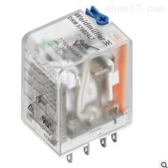 Weidmuller讯息:紧凑型小型继电器DRM570024LT报价