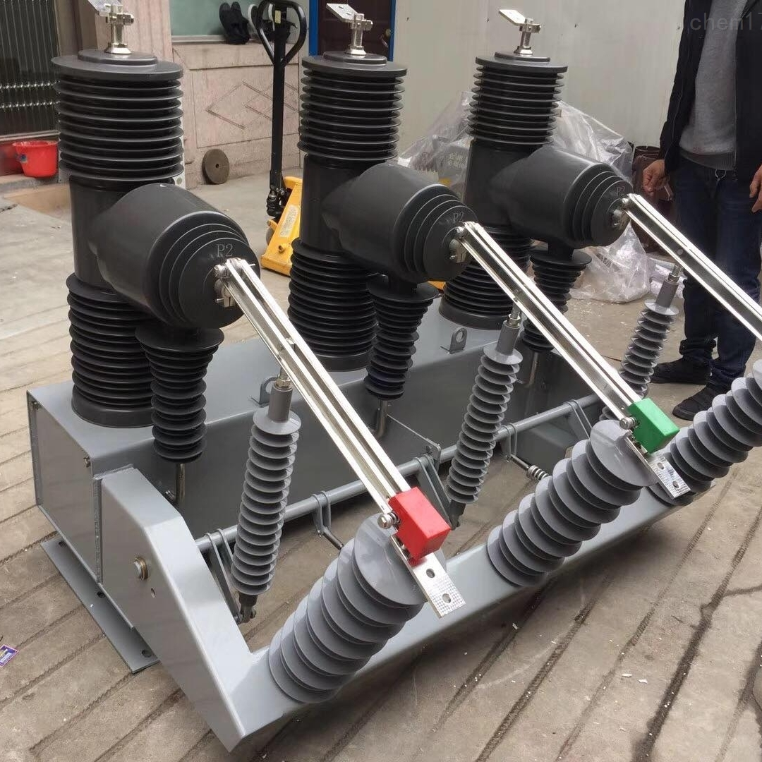 成都ZW32智能电动操作高压断路器安装