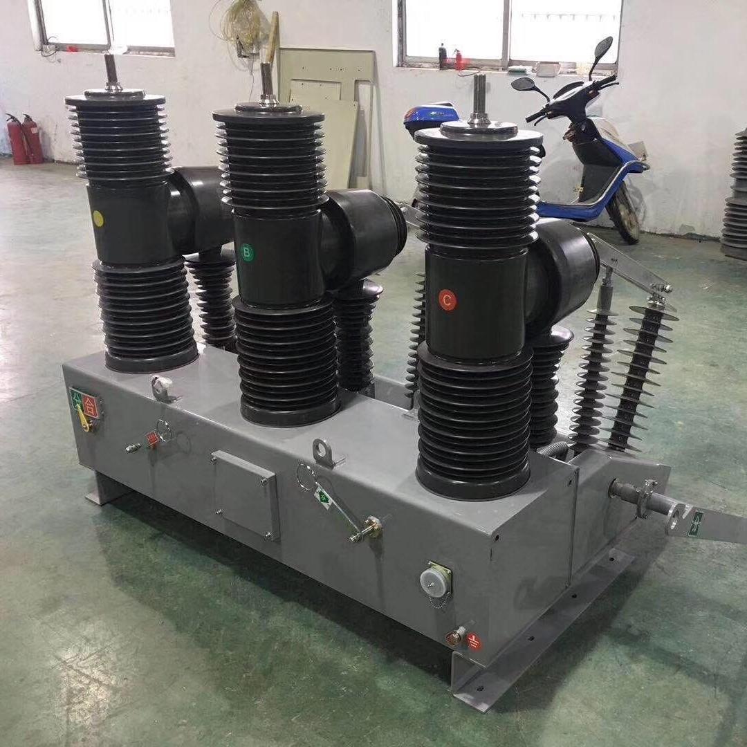 绵阳35KV电杆上手动操作高压断路器现货