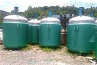 二手3吨搪瓷反应釜厂家直销