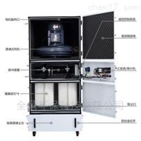 JC-1500金属打磨抛光集尘除尘器吸尘机