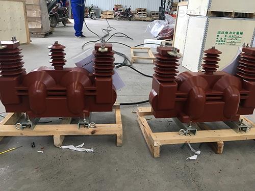 JLZV-10W户外高压计量箱