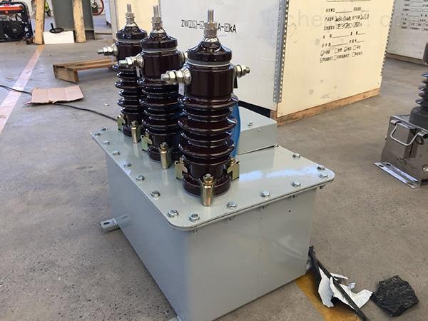 JLSJWS-10三相四线油浸式高压计量箱