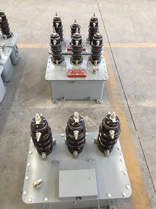 现货JLS-10油浸式高压计量装置