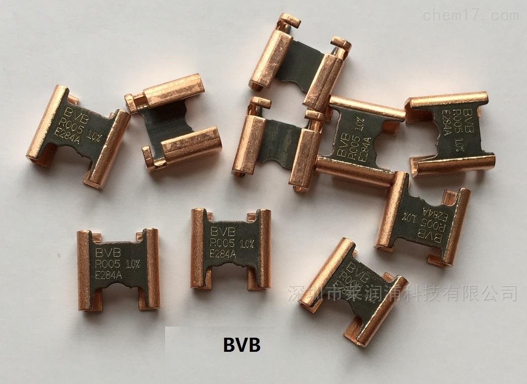 BVB-M-R001-1.0 Isabellenhuette合金电阻