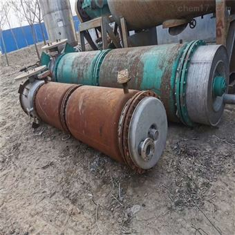 高价回收二手10平方薄膜蒸发器各种型号