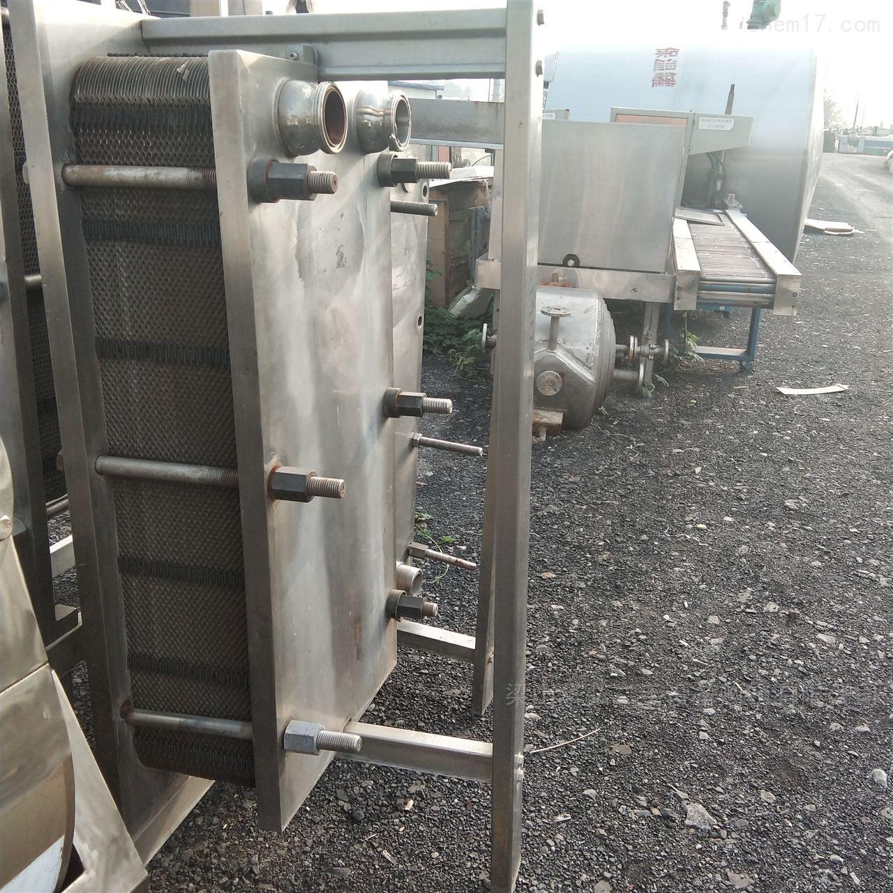 长期回收板式换热器