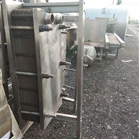 120平方哪里回收二手螺旋板换热器