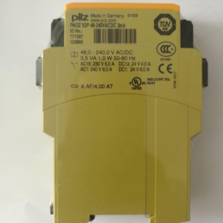 皮尔兹PILZ代理安全I/O模块