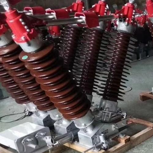 35KV高压隔离开关结构简介